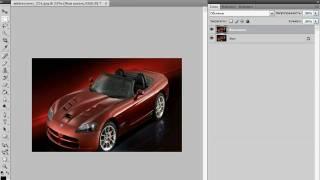Превращение фотографии в рисунок тушью в Photoshop (36/40)