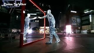 상암동 디지털 미디어시티(DMC)  주말 야간스케치 &…