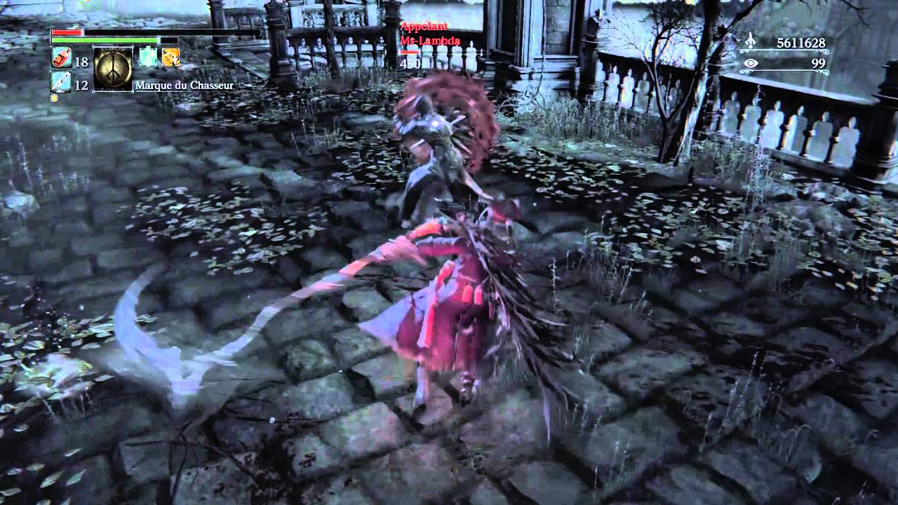 bloodborne how to play pvp