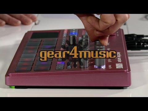 Korg Electribe Music Production Station & Sampler