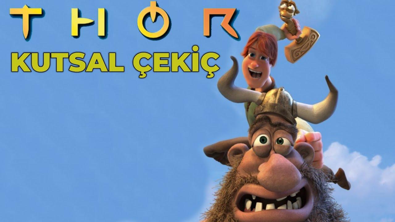 Thor Kutsal Çekiç Türkçe Dublaj Animasyon Filmi   Full Film İzle