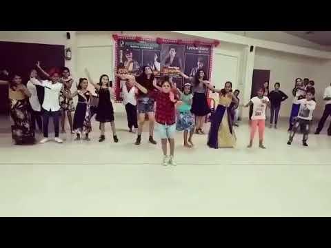 Ditya Bhande New dance Choreography with Rahul Shetty