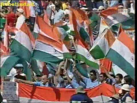 2003 World Cup Australia & India national anthems