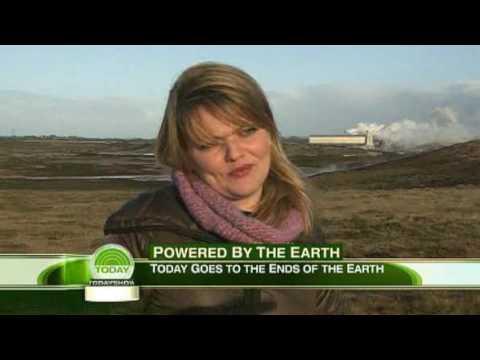 Iceland   geothermal energy