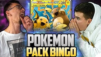 Die NEUEN Karten 😱 Bund der Gleichgesinnten POKÉMON Pack Bingo