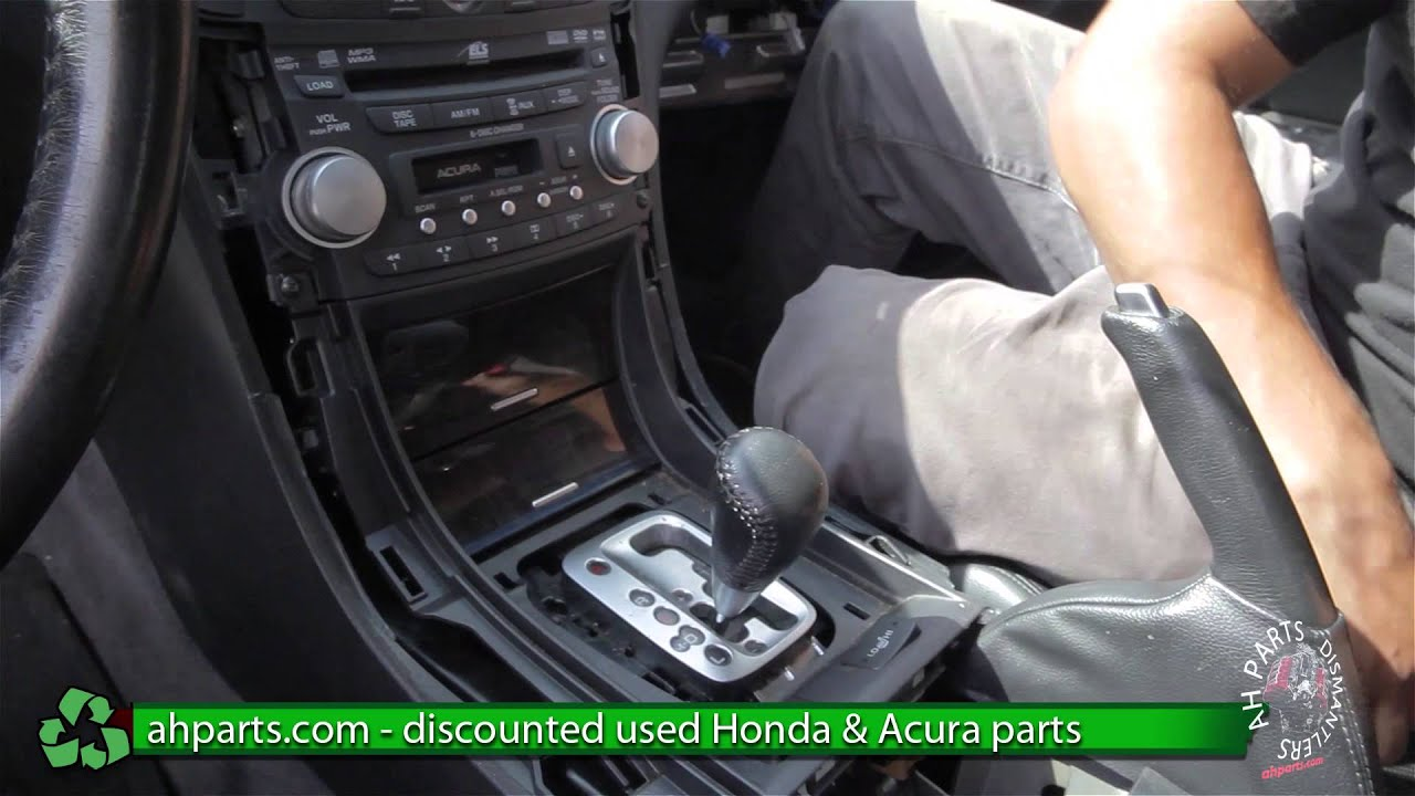 How To Replace / Change A Navigation Screen 2004 2005 2006