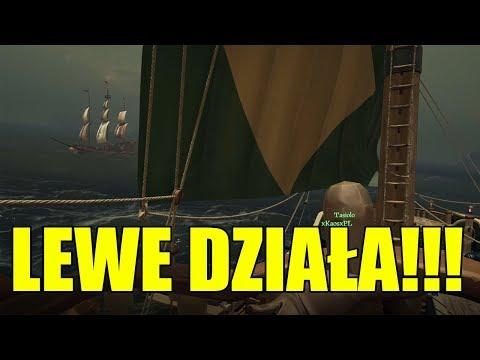 CHAT SPAM: LEWE DZIAŁA!!! - SEA OF THIEVES || Plaga