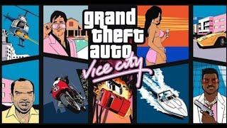 Grand Theft Auto Vice City.Gameplay