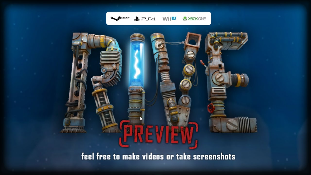 First Play: Rive