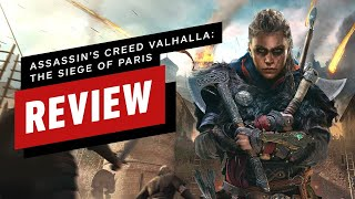 Assassin's Creed Valhalla: The Siege of Paris DLC Review (Video Game Video Review)