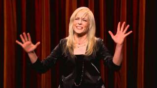 Maria Bamford Performs on Conan