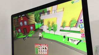 My first time playing Roblox on YouTube