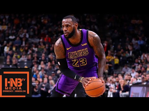 Los Angeles Lakers vs San Antonio Spurs 1st Qtr Highlights | 12.07.2018, NBA Season
