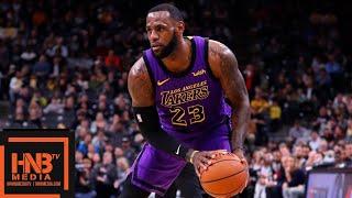 Los Angeles Lakers vs San Antonio Spurs 1st Qtr Highlights | 12.07.2018, NBA Season