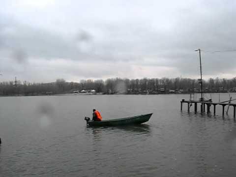 железная лодка