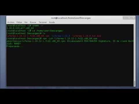 GNU/Linux (CentOS 7) - RPM Liferea