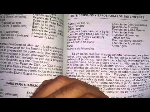 EL MANUAL ESOTERICO BRUJERIA HECHICERIA VUDÚ