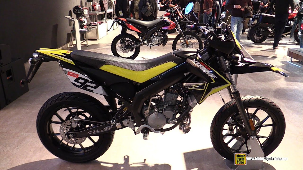 2015 senda x treme 50 sm ltd supermotard bike walkaround 2014 eicma milan motorcycle. Black Bedroom Furniture Sets. Home Design Ideas