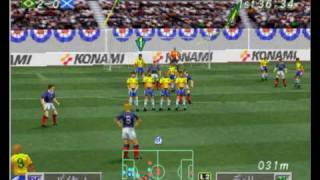Winning Eleven 3 Final Version on ePSXe 1.7.0 - Playstation (PSOne) Emulator