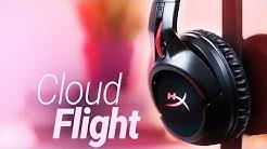 HyperX Cloud Flight: TEST - Bestes WIRELESS Headset?!
