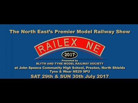 Railex Model Railway Exhibition 2017