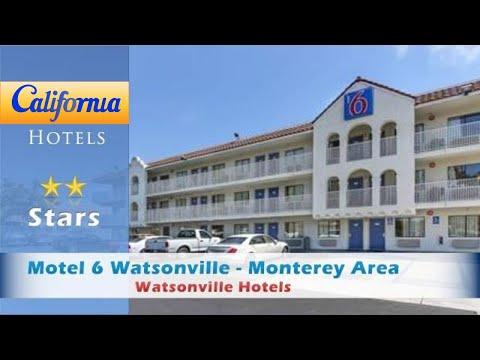 Motel 6 Watsonville - Monterey Area, Watsonville Hotels - California