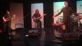 Gabble Ratchet performing the music of Genesis at Alvas Showroom in...