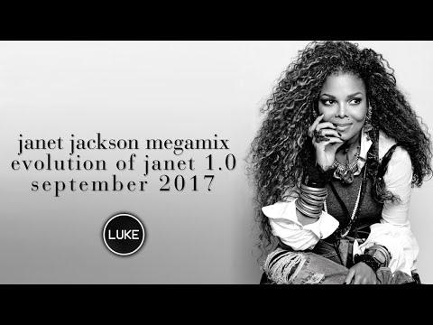 Janet Jackson Megamix 1.0 - 40+ Hits In 1 Megamix! (Luke Megamix)