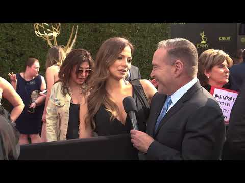 Tamara Braun   General Hospital  45th Annual Daytime Emmys Red Carpet