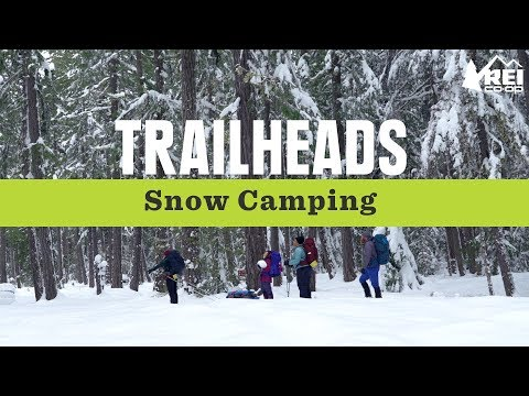 REI Trailheads S2 EP2: Snow Camping
