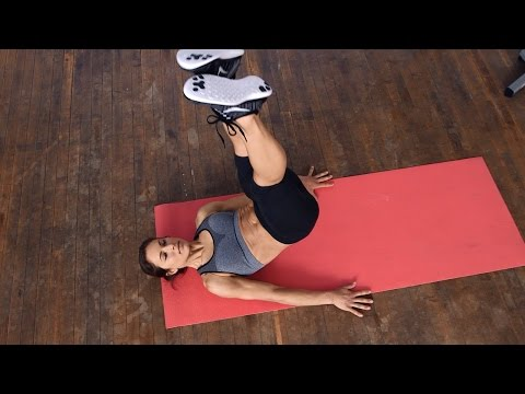 Four Advanced Ab Exercises for Hard Abs