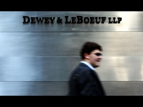 Dewey & LeBoeuf to Ex-Partners: Be Ready to Pay Up!
