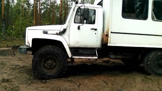 Краткий обзор на ГАЗ 3308