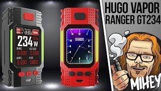 Hugo Vapor Ranger GT234. Не перепутать бы с телефоном. 🎷🎻🎹🎸