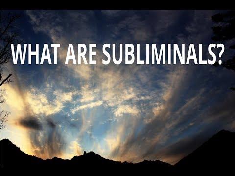 What are Subliminals? - How does audio subliminal communication work? |  Subliminal Power Mp3
