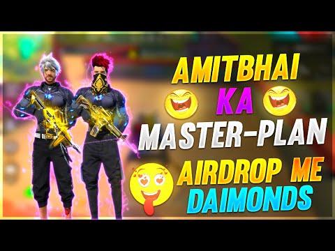 Free Diamonds Ki Planning 😂 || Duo Gameplay With Ajjubhai || Desi Gamers