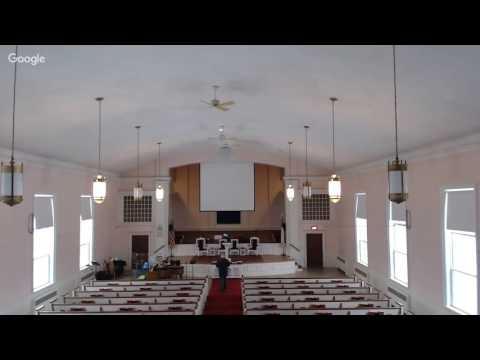 Morning Service, East Baptist Church, Lynn, MA  February 19,2017