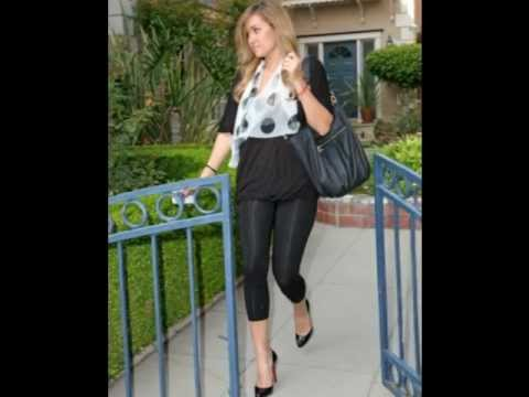 Lauren Conrad Hot Leggings Youtube