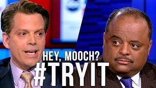 'Try It:' Roland Martin Clashes With Ex-Trump WH Communications Director Anthony Scaramucci