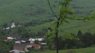قرى الريف السلوفاكي توشك أن تصبح مدنا للاشباح
