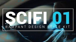 Rampant Scifi 01 Style Kit Promo