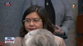 Senate Hearing on PhilHealth corruption (Part 1)