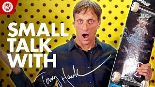 Tony Hawk Reveals The ONE Skate Trick He Wishes He Could Do