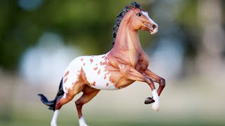 This is Breyer Horses