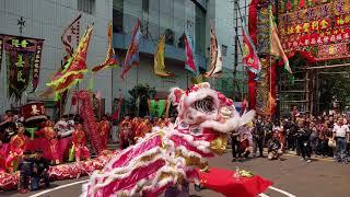 Publication Date: 2019-03-17 | Video Title: Mar 17 2019 鴨脷洲洪聖寶誕 洪聖傳統文化節 11