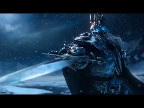 World of Warcraft: Wrath of the Lich King — Trailer Cinemático