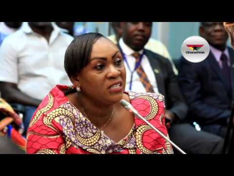 Mavis Hawa Koomson  faces Appointments Committee - Highlights