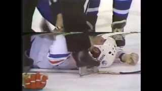 Hits on Gretzky (1980s)