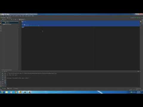 Python Programming Tutorial   7  -  if elif else thumbnail