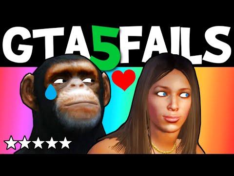GTA 5 FAILS – EP. 26 (GTA 5 Funny...